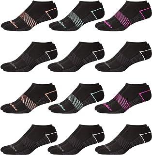 Women's Athletic Arch Compression Cushioned Low Cut Socks...