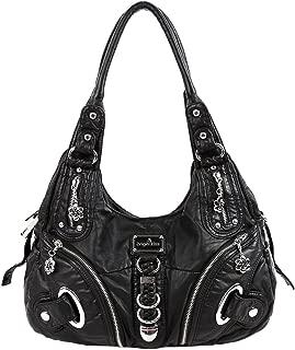 Angelkiss Womens Handbags Multi-pocket Functional Womens Purse/Large Capcity Handbags/Purses AK11282Z