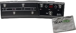 Hughes & Kettner FSM432 MKIII Fully Programable MIDI Foot Pedal w/Microfiber Ge