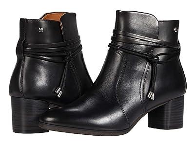 Pikolinos Calafat W1Z-8635C1 (Black) Women