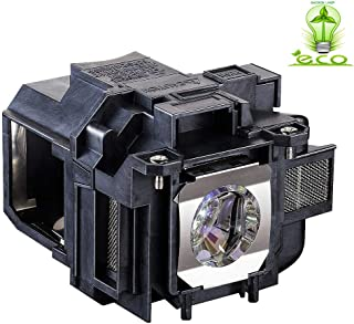 Angrox V13h010l88 Lamp Bulb for Epson ELPLP88 Powerlite Home Cinema 1040 2040 2045 740HD EX7240 EX9200 VS240 VS340 Project...