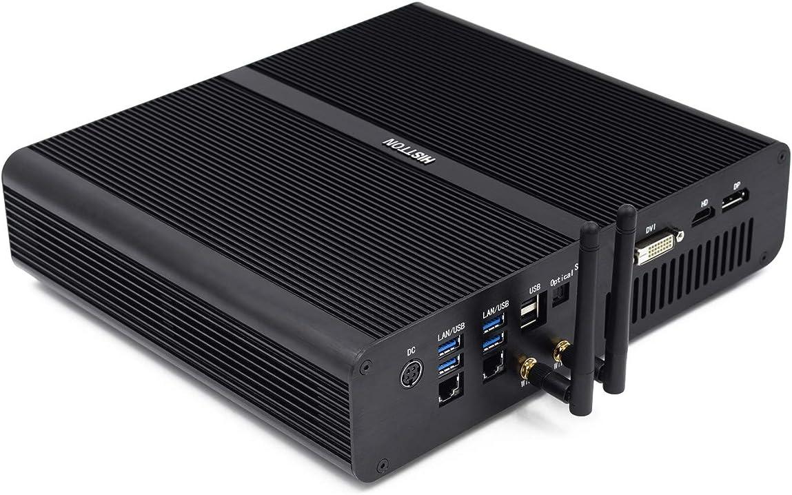 Mini pc desktop computers mini pc gaming intel core i7-7920hq nvidia geforce gtx 1650 4gb 32gb ddr4 512gb nv B08FRFQJ8M
