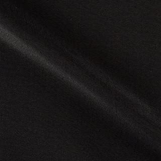 Bella Dura Outdoor Performance Canvas Fabric by The Yard, Black