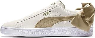 PUMA Women's Suede Bow Varsity Sneaker