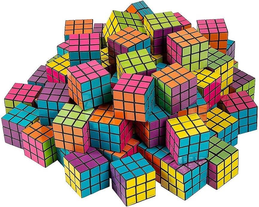 Srs9bucks 72 Spring new work Virginia Beach Mall Piece Mini Bright Cubes Puzzle