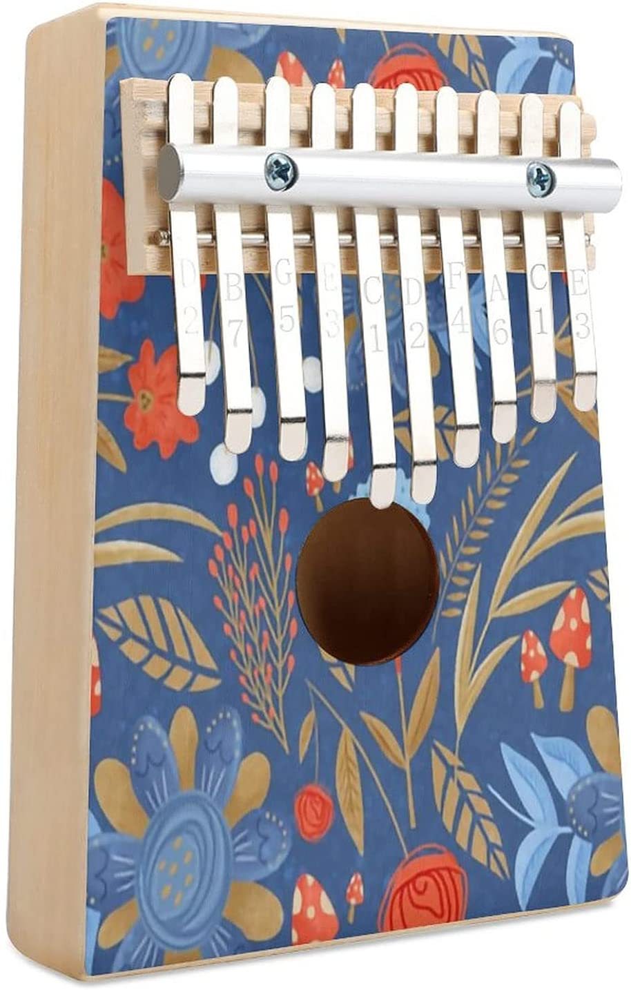 Alice Adventure 1 Kalimba Thumb Finger Manufacturer regenerated product High material 10 Piano Key Musica