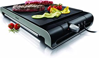 Philips - HD4419/20 - Plancha / Grill 2300 W - Thermostat ajustable