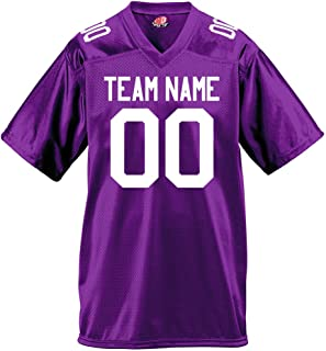 Gameday Mens Fan Wear Custom Football Jersey with Your Names and Numbers