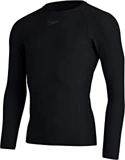 Speedo Men's Essential Long Sleeve Rash Top