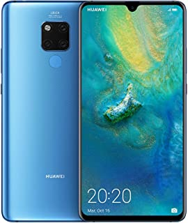 Huawei Mate 20 X Dual Sim - 128GB, 6GB RAM, 4G LTE, Midnight Blue