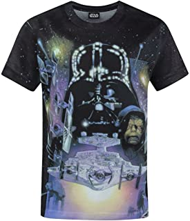 0f2710e6c Star Wars Empire Strikes Back Garçons T-Shirt