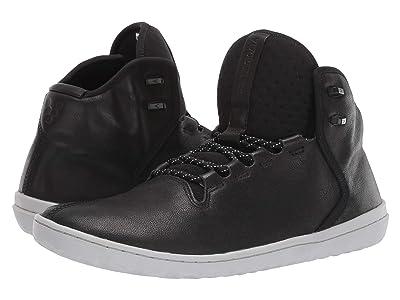 Vivobarefoot Borough Leather (Black) Men