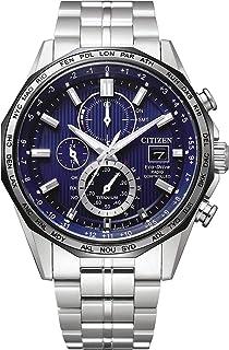 Citizen - Eco-Drive AT8218-81L - Cronógrafo para hombre, color azul
