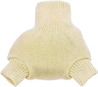 Disana Organic Merino Wool Cover-Natural-74/80 (6-12 mo)