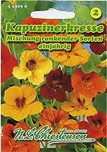 Groß Kapuzinerkresse Gleam Gemischte 1000 Samen Blumen