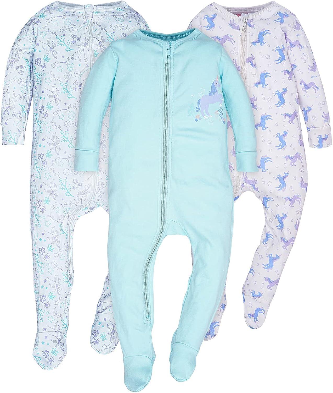 WINK BLINk Unicorn Magic All items free shipping Organic Baby Ju Play N' Superior 3-Pack Sleep