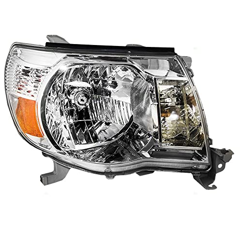Replacement Headlight for 2008 Toyota Tacoma: Amazon com