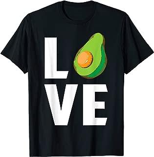 Love Avocado | Low Carb High Fat Guacamole Addict Gift T-Shirt