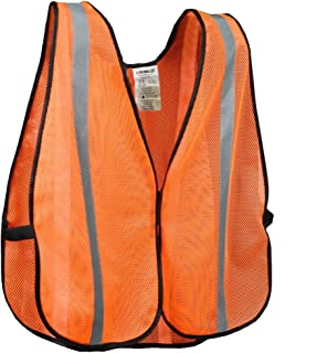 Best orange construction vest Reviews