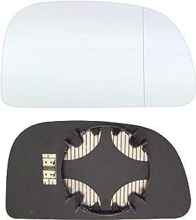 Rechts Beifahrerseite Asphärish Spiegelglas mit Platte und Heizung #AM MISS98 RWAH
