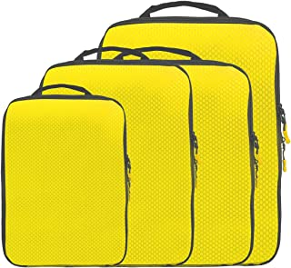 Magictodoor Dual Side Compression Packing Cubes