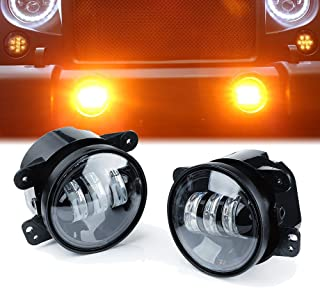 Best jeep patriot led fog lights Reviews