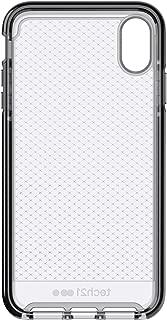 Tech21 Evo Check Series Gel Case for Apple iPhone Xs Max - Smokey Black