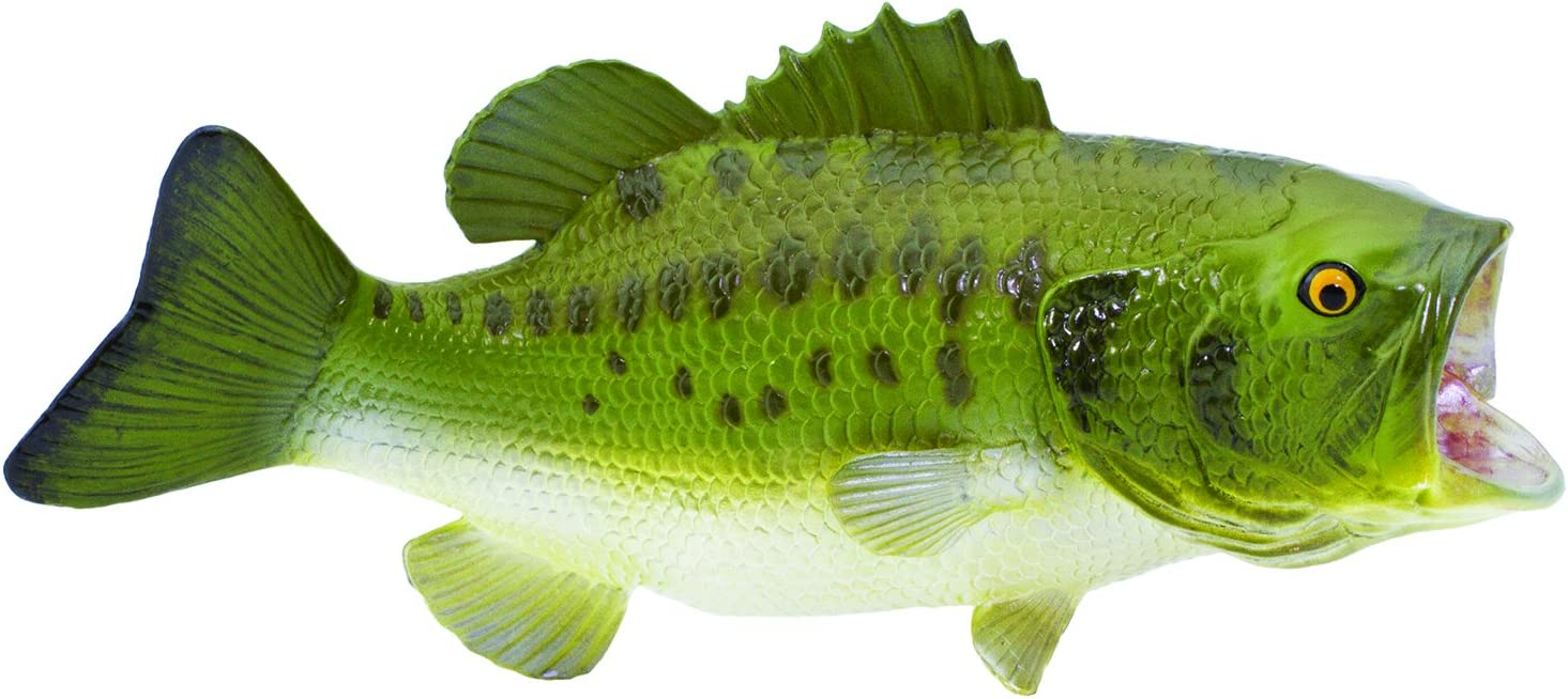 New products world's highest Popular quality popular Safari S265629 Large Mouth Bass Green