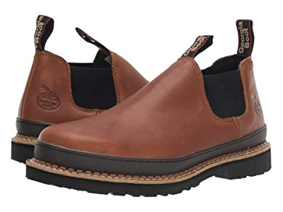 Georgia Boot Giant ReVamp Romeo Steel Toe (Brown) Men