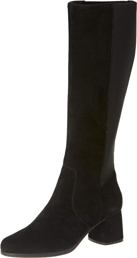 Geox d calinda mid d, stivali ad altezza ginocchio donna D04EFD00021
