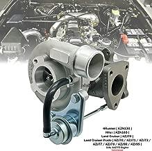 Turbo Charger CT12B 17201-67010 Fits For Toyota Land Cruiser Hilux Surf Prado 1KZ-TE
