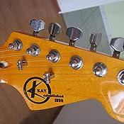 MagiDeal Lot 6pcs Tuner T/ête M/écanique Boutons de Remplacement pour Guitare