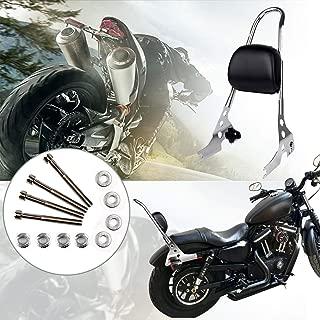 Kamenda Protector de la Cubierta del Protector del Dep/óSito del L/íQuido del Freno Trasero de la Motocicleta para V-Strom 1000 DL1000 DL1000 2017-2018