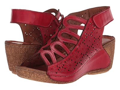 Spring Step Inocencia (Red) Women