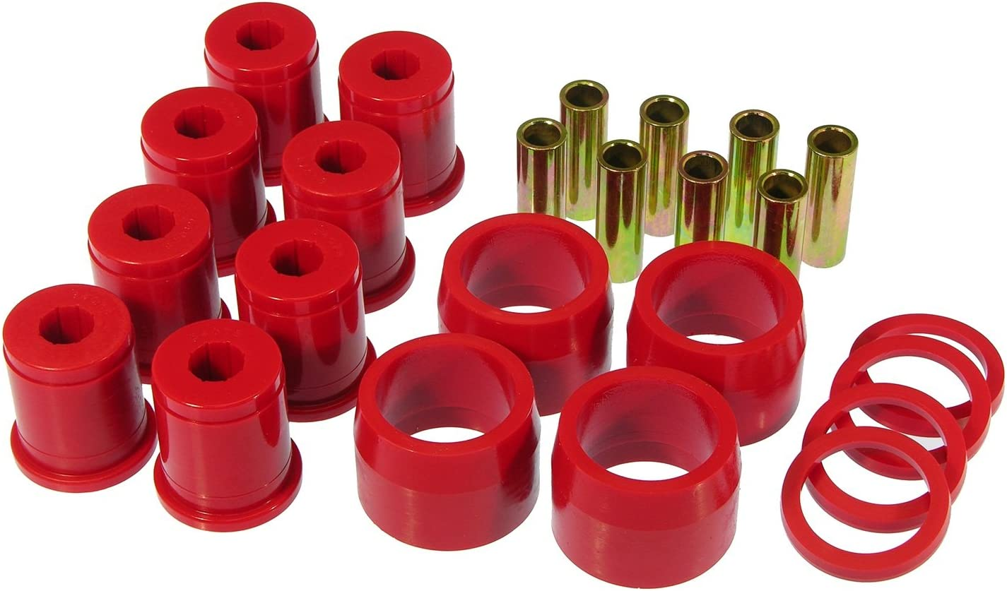 Prothane 7-313 Red Rear Excellence Kit Arm 2021new shipping free shipping Bushing Control
