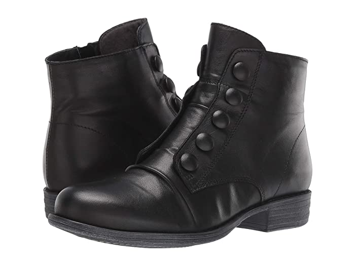Vintage Boots- Buy Winter Retro Boots Miz Mooz Louise Black Womens  Boots $189.95 AT vintagedancer.com