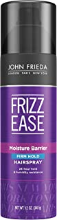 John Frieda Frizz Ease Firm Hold Hairspray 12 Ounce Humidity Resistant Spray for 24-Hour Hold Featuring Our Unique Moistur...