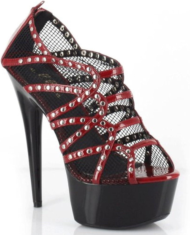 Ellie Women's Casey-609 Platform shoes