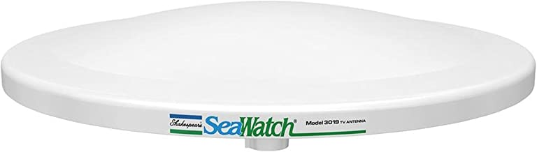 Shakespeare 3019 SeaWatch Marine TV Antenna, 19""