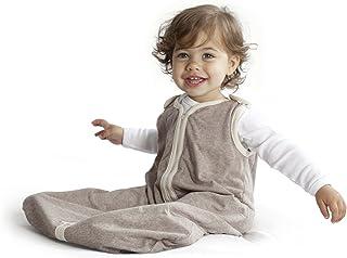 baby deedee Sleep Nest Lite Sleeping Bag Sack, Mocha Heather, Large (18-36 Months)