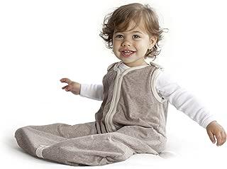 baby deedee Sleep Nest Lite, Sleeping Bag Sack - Mocha Heather, M (6-18 Months)