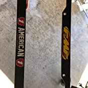 FMF Racing 11232 Auto License Plate Frame