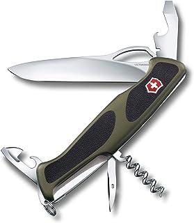 Victorinox V09553.MC Navaja Grande Ranger Grip 61, Rojo, L