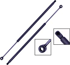 2 Pieces (SET) Tuff Support Rear Hatch Trunk Lift Supports 1993 To 2002 Pontiac Firebird Trans Am Hatchback And T-Top DOES NOT FIT CONVERTIBLE