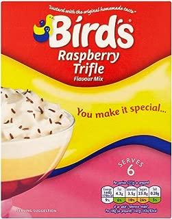 Birds Trifle Raspberry Serves 4-6 144g