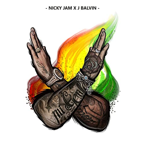 X (Nicky Jam & J Balvin) de Karaoke Latino en Amazon Music ...