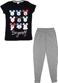 Minnie Mouse Mujer Pijama Largo