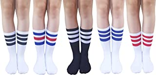 Best striped calf socks Reviews