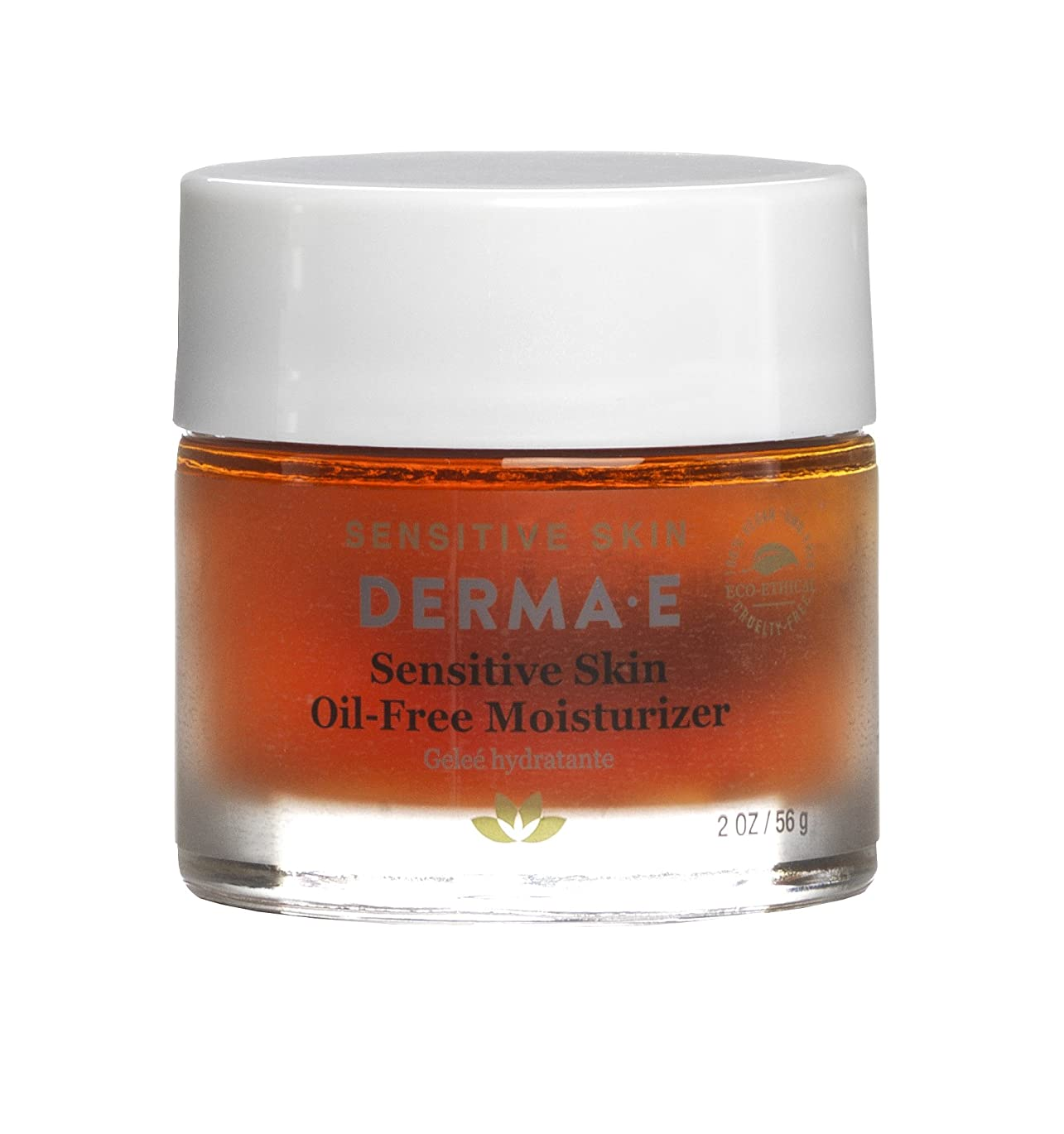 博物館ポット結婚式Derma E Sensitive Skin Oil-Free Moisturizer 56g/2oz並行輸入品