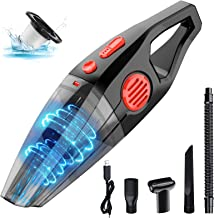 Portable Cordless Handheld Vacuum Cleaner, Benefast 150W High Power, 8000PA Strong Suction, Wet & Dry Use, 2 Modes for Hou...